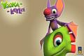 "Xbox One - ""Yooka-Laylee - Artworks""-Screenshot"