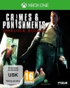 Sherlock Holmes: Crimes and Punishments Boxart
